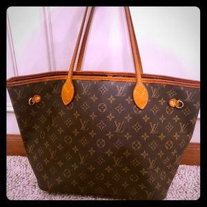 Authentic Louis Vuitton Neverfull MM ❤️